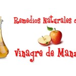 remedios naturales con Beneficios del Vinagre