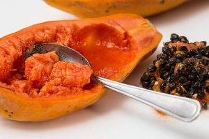 semillas de papaya